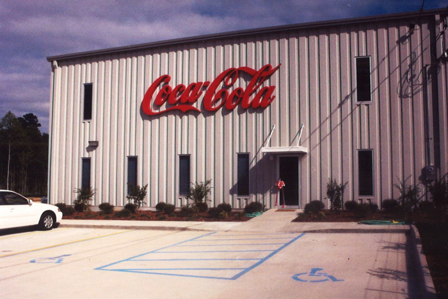 Coca Cola Cross Docking Facility